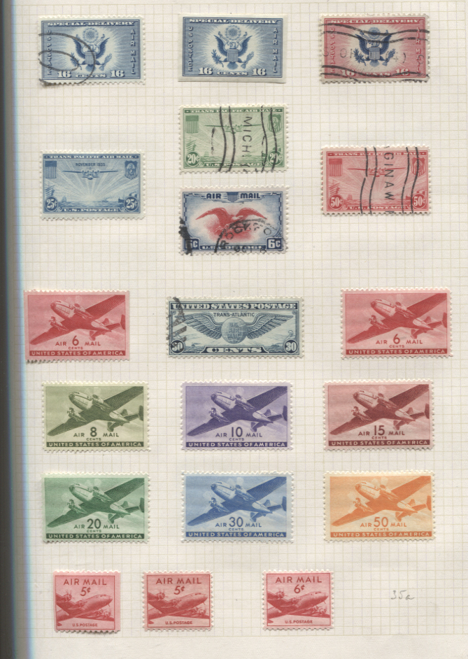 Of Very Attractive Stamps Can Be Pulled Out This Collection Great Condition Throughout We Scanned 14 Sample Pages Image Scan1 Scan2 Scan3